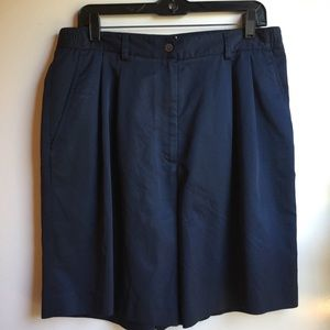 ANTIGUA FOR WOMEN 100% POLYESTER SHORTS SIZE 14